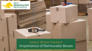 Intact When Packed The Importance of Removalist Boxes
