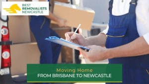 Moving home from Brisbane to Newcastle